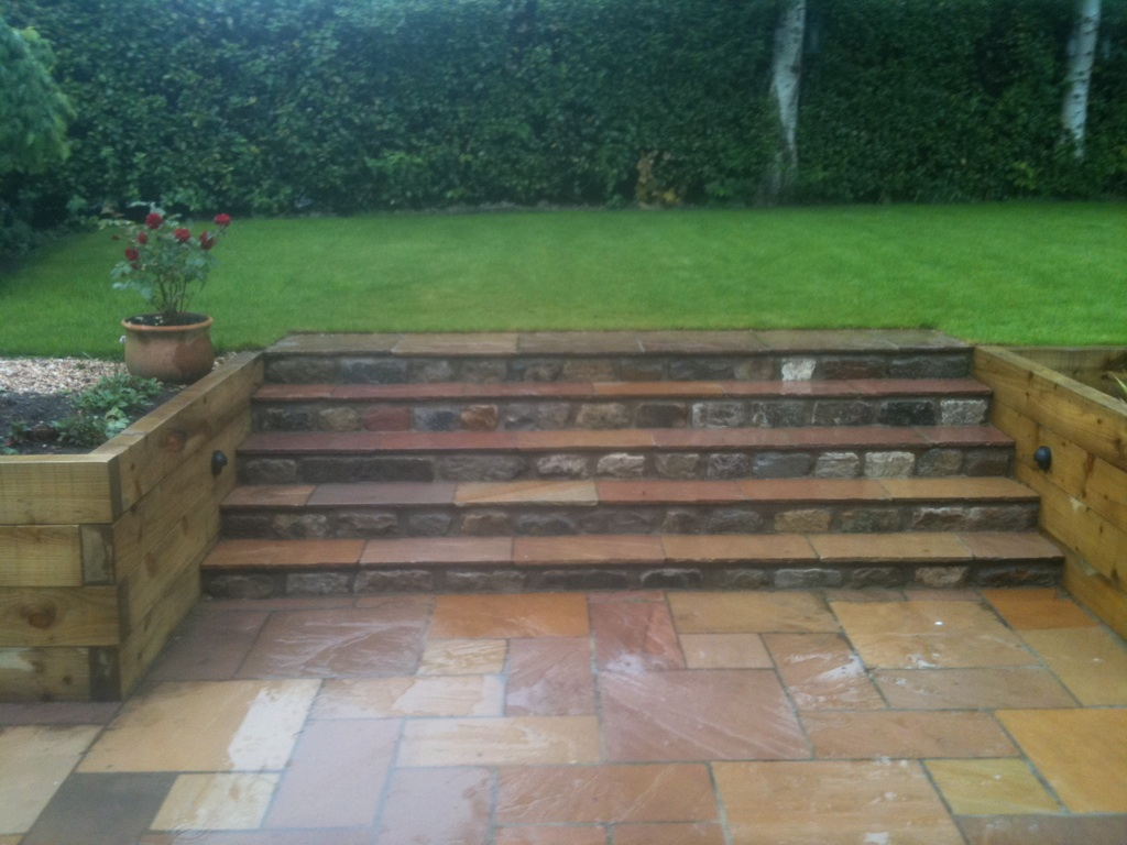 Garden Design Landscapers Edinburgh Greenhart Landscaping