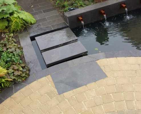 Garden Design and Landscapers in Edinburgh
