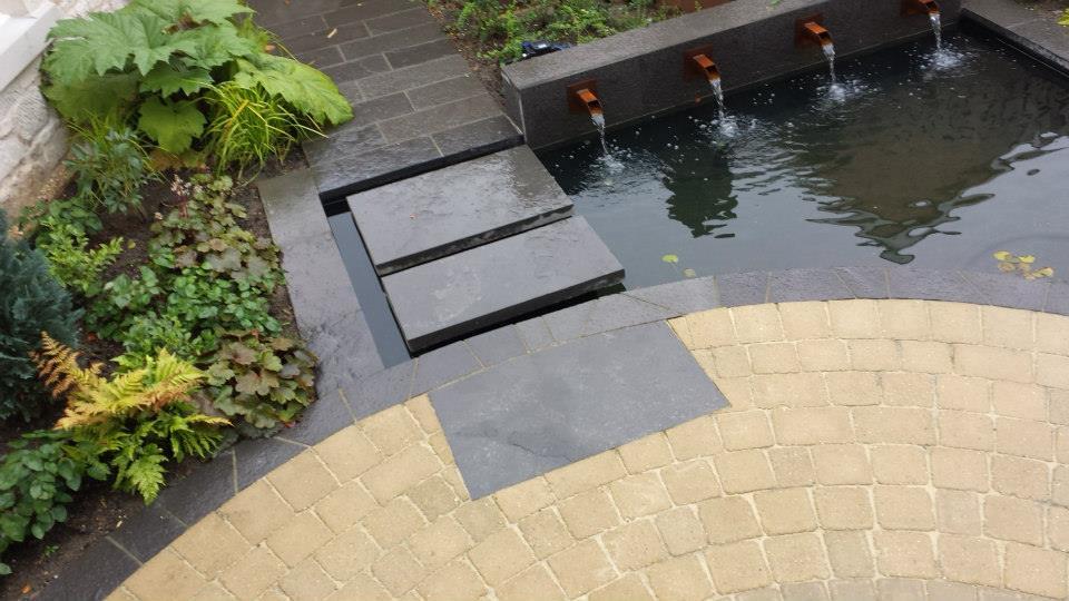 garden design edinburgh