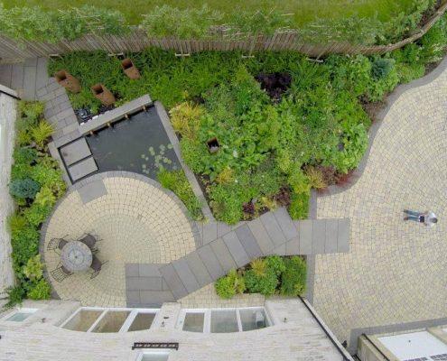 Garden Landscaping Gardening Services Edinburgh